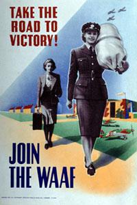 FA10237: Recruitment poster, 1940s