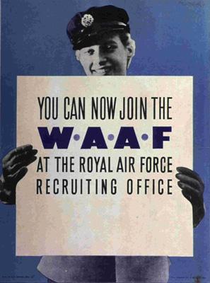 FA10238: Recruitment poster, 1941
