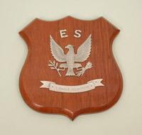 No, 71 (Eagle) Squadron plaque