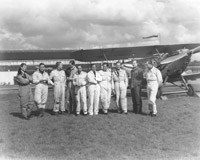 Hawker Demons of No. 601 Squadron at RAF Hendon 1938