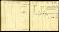 Plt Off Fiske's log book, 8 – 16 August 1940