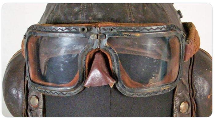 John Hannah's Goggles