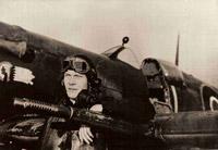 Flt Lt John Worthington Harder