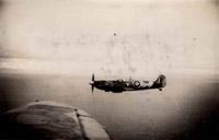 No.64 Squadron Supermarine Spitfire during Operation Starkey, September 1943
