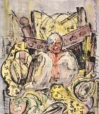 Claude Rowberry Whitechapel Bomb Victim, 1940.