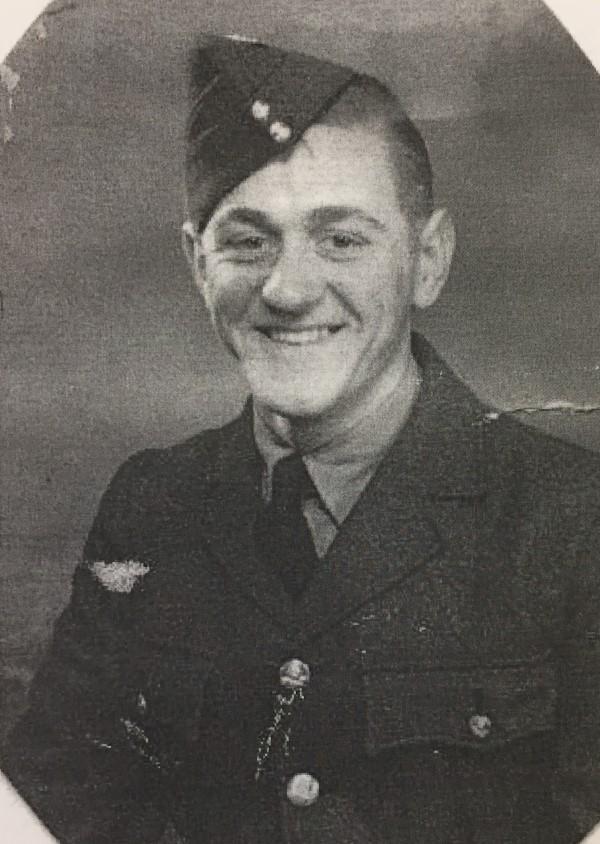Portrait of LAC Buster Honour, X003-6707