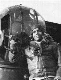 Flying Officer Lincoln Lynch