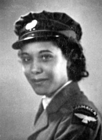 Leading Aircraftwoman Sonia Thompson