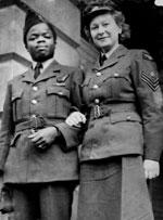 David and Dulcie Oguntoye
