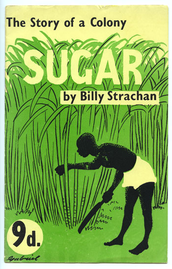 Sugar: the Story of a Colony, Billy Strachan, April 1955 (X007-5275/015)