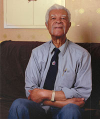 Sam King MBE (Courtesy of Black Cultural Archives)