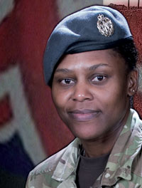 Corporal Sony Campbell, 2013 (Courtesy of Sony Campbell)