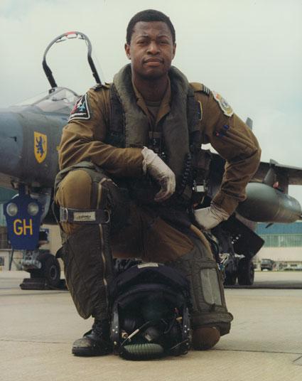 Flight Lieutenant Trevor Edwards