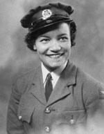 Aircraftwoman Lilian Bader