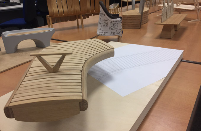 More models constructed by students from their original designs