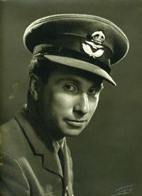 Pilot Officer William Lindsley Fiske, 1940