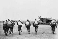 No. 601 Squadron scramble, 1941