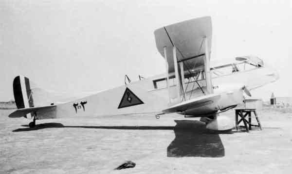 De Havilland D.H.84M Dragon (23) of the Iraqi Air Force (P009703)