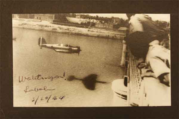 Northrop Nomad, Baghdad 1944