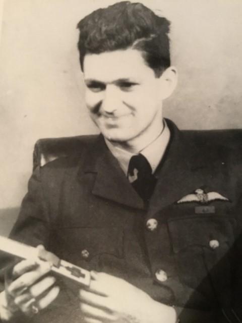 Commander James Brindley Nicolson, VC, DFC
