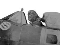 Flying Officer Kazimierz Daszewski of 303 (Polish) Squadron, April 1941