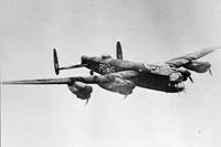 No. 619 Squadron Avro Lancaster