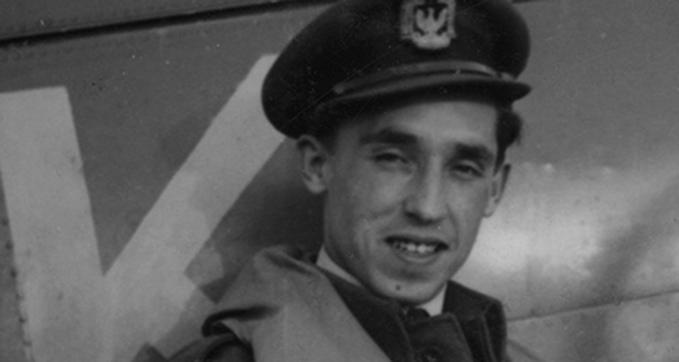 Squadron Leader Franciszek Kornicki