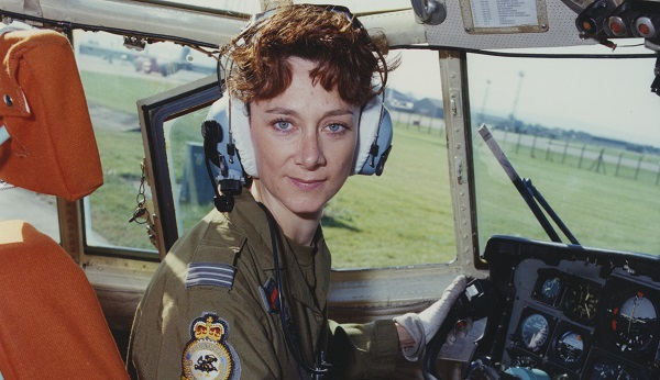Flight Lieutenant Julie Ann Gibson