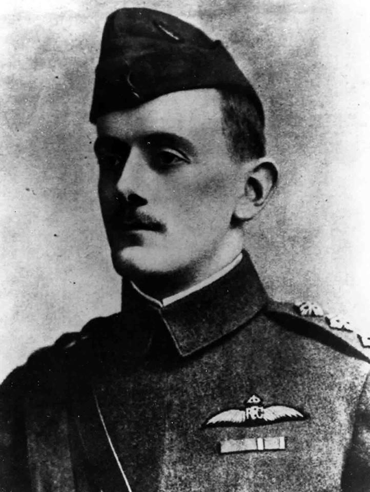 Lanoe Hawker, Royal Flying Corps