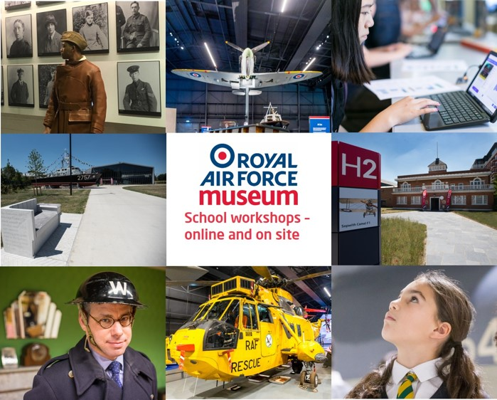 An example of some of the online and onsite activities that you can enjoy