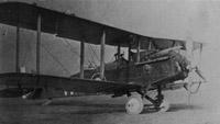 De Havilland DH 4, No. 25 Squadron, 1917-18