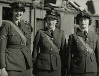 WAAF Military Medal winners