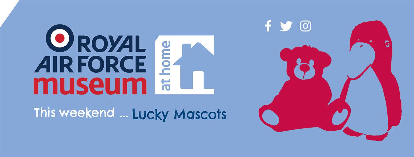 The Lucky Mascots Banner
