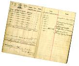 Pilot's flying log book of Captain James Thomas Byford McCudden, 1916-1917