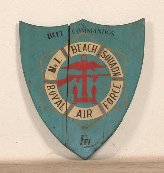 No. 1 Beach Squadron, also known as the RAF Blue Commandos
