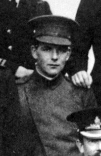 Robert Smith-Barry attending the first course held at the Central Flying School, 1912