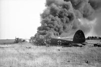 The losses suffered by the Luftwaffe forced them to change their tactics.