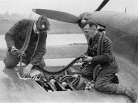 RAF aircraft armourer