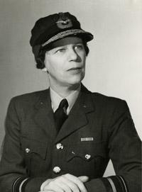 Air Chief Commandant Dame Katherine Trefusis-Forbes