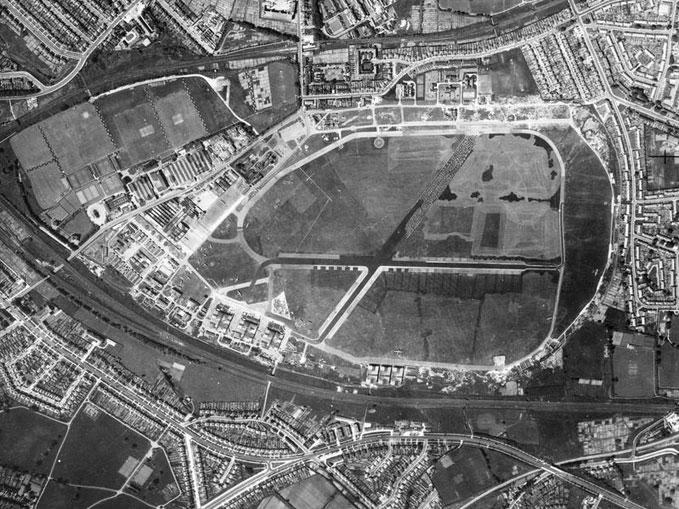 RAF Hendon circa 1945