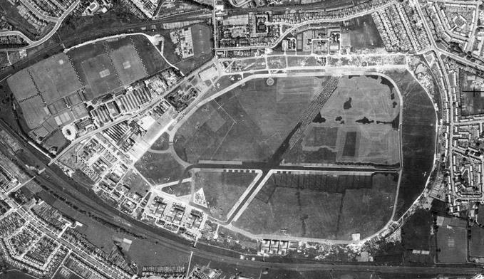 RAF Hendon, circa 1945