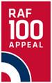 The RAF 100 Appeal logo