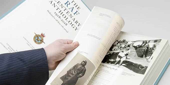 The RAF Commemorative Anthology
