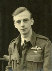 Flight Lieutenant D.J. Rooney DFC