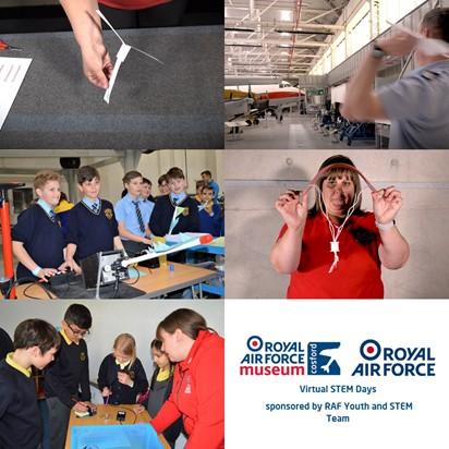 RAFM Virtual STEM Day
