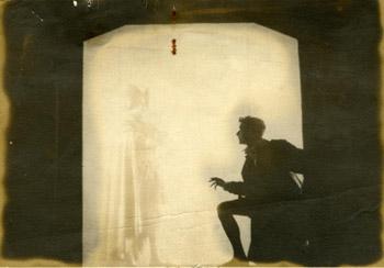 Douglas Bader - Secret letter from Colditz: front