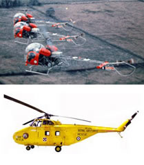 Westland/Bell Sioux and Westland Whirlwind