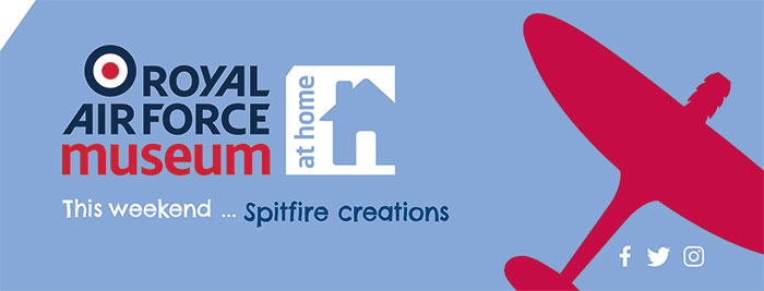 This weekend we have a series of activities based on the Spitfire