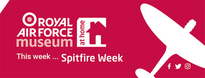 This week we will be exploring R.J. Mitchell's fascinating invention - the Spitfire