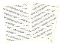 Lt Col Charles Edward Stewart's memoir